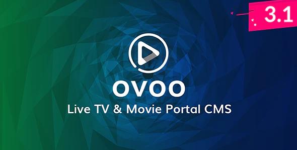 OVOO v3.2电影电视剧点播程序已激活免授权